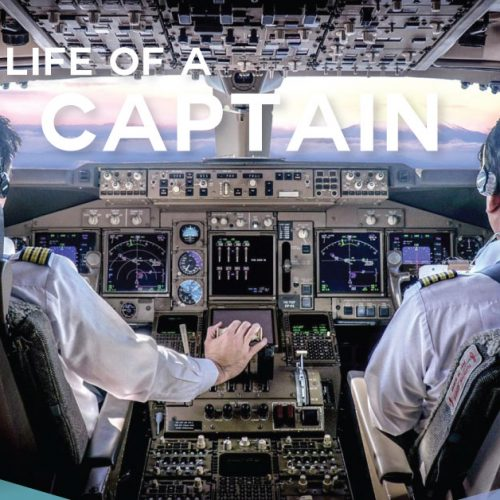[Interview] Life of a Captain
