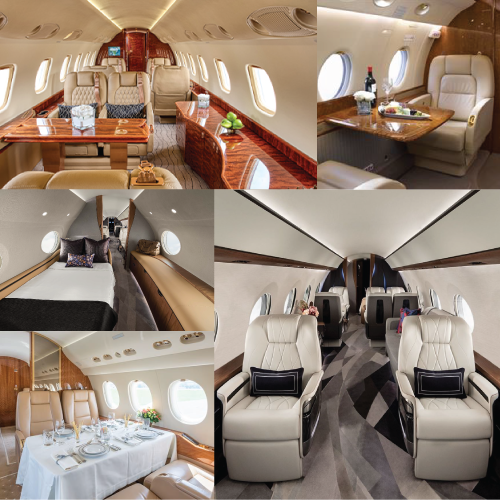 Exclusive Private Jet Charter