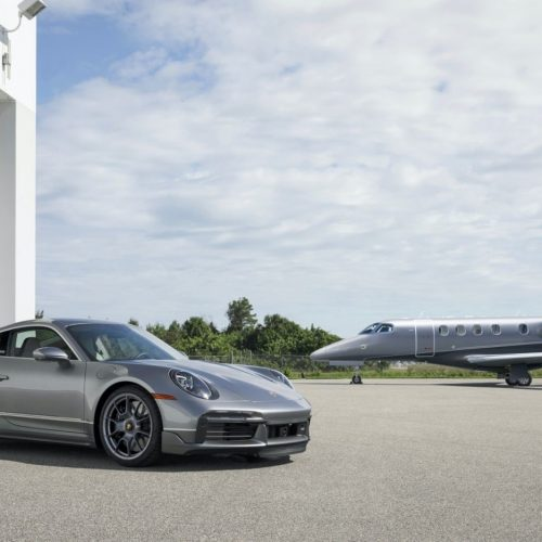 Top 5 Richest People in the World and Their Private Jets